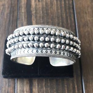 Lucky Brand Metallic Big Spike Bracelet